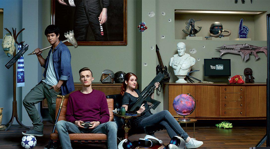 Das wunderbare Leben eines PS4-Spielers – seht euch den neuen Werbespot an