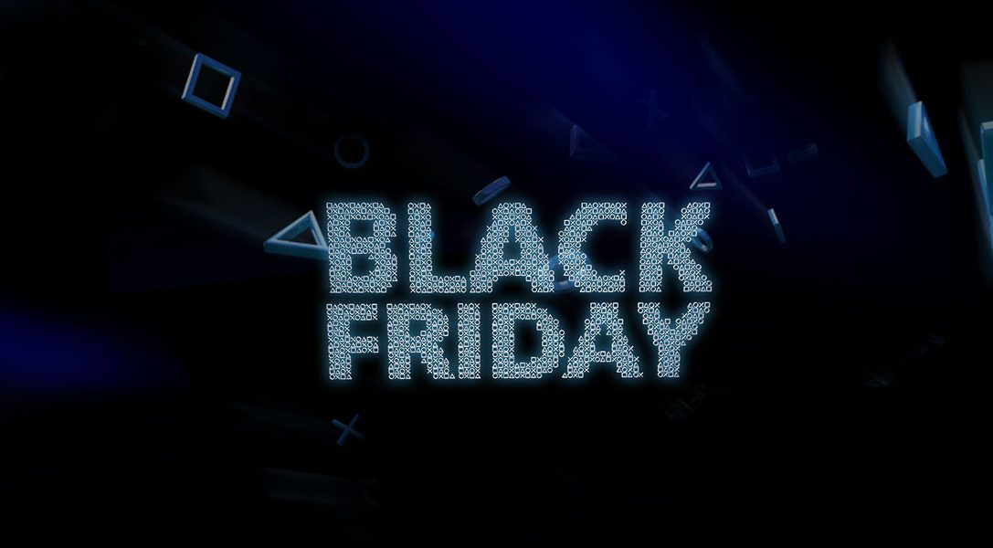 Black Friday bringt Spitzenangebote im PlayStation Store