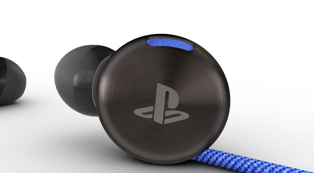 Neues In-Ear-Stereo-Headset für PS4 ab Dezember erhältlich