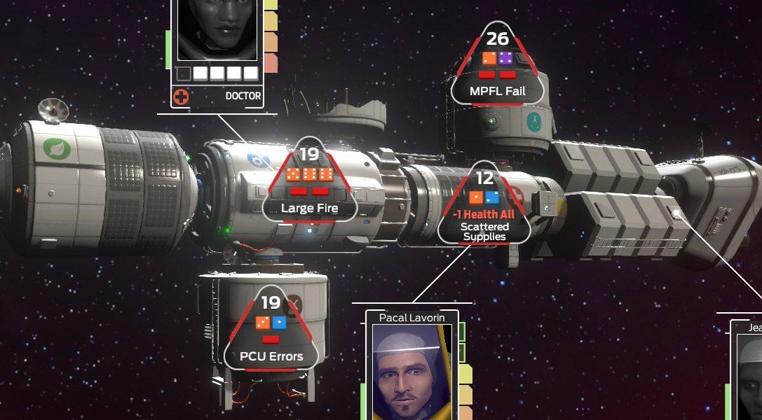 Das rundenbasierte Sci-Fi-Strategiespiel Tharsis erscheint im Januar 2016 für PS4