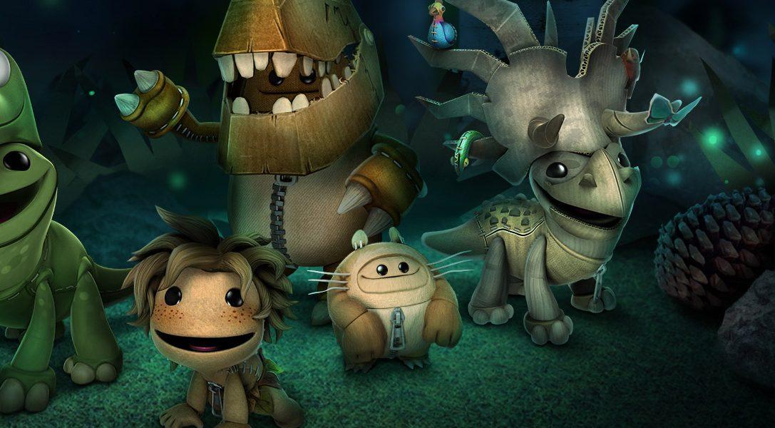 """Für LittleBigPlanet 3 erscheint diese Woche DLC zu """"Der gute Dinosaurier"""" und """"Mirror's Edge"""""""