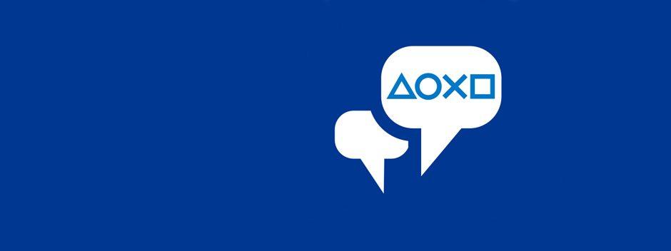 Wir präsentieren: die PlayStation Messages-App für iOS und Android
