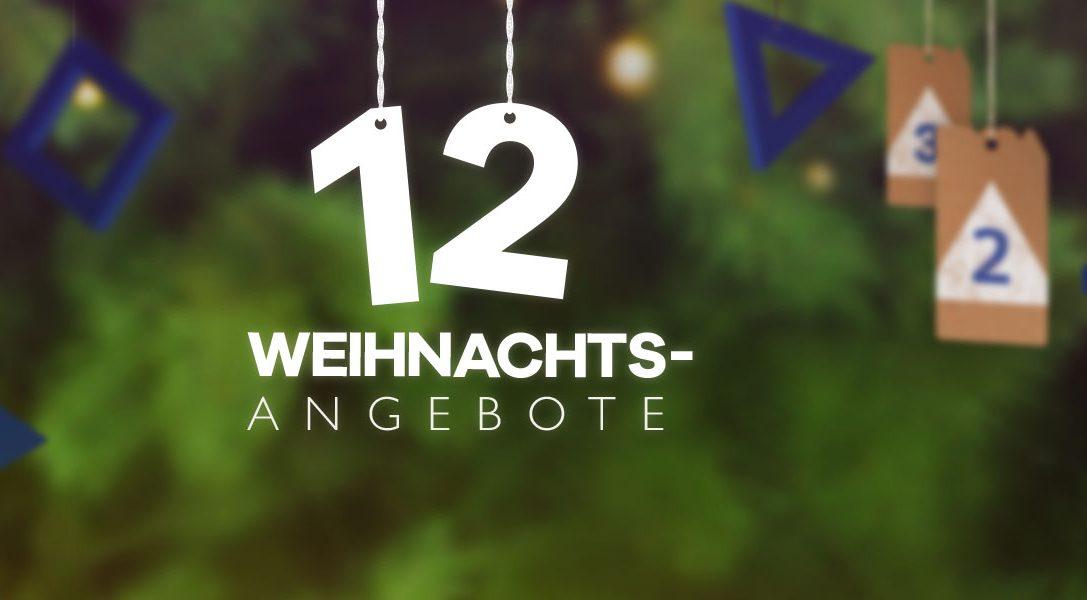 Die 12 Weihnachtsangebote – Nummer 12