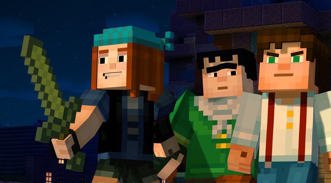 Neu im PlayStation Store: Hatoful Boyfriend: Holiday Star, Minecraft: Story Mode und mehr