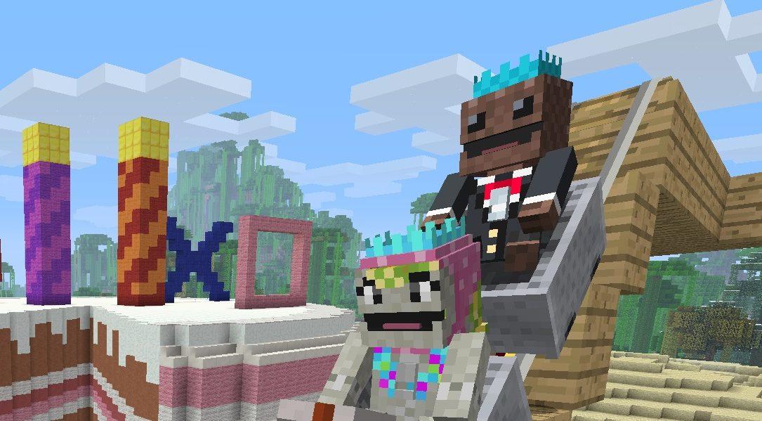 Das bisher größte Minecraft-Update ist ab heute verfügbar!