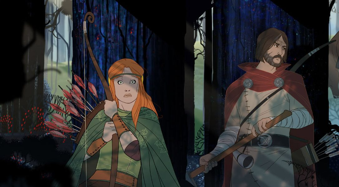 Das Strategie-RPG The Banner Saga erscheint im Januar 2016 für PS4