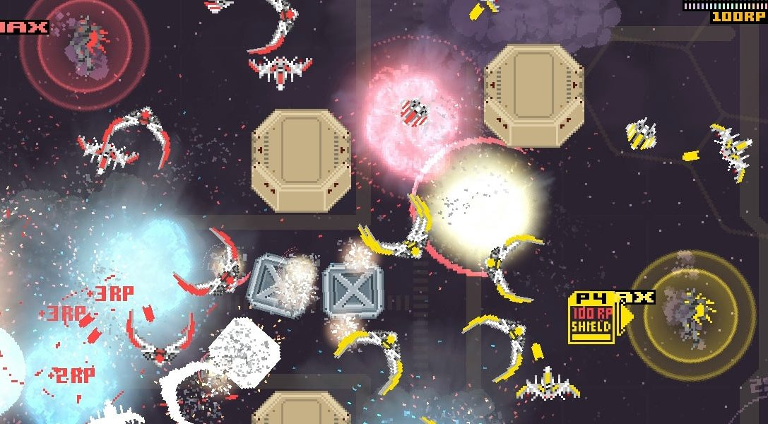 Stardust Vanguards ballert sich nächsten Monat auf PS4