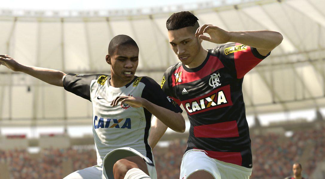 PES 2016 myClub ab heute free-to-play, exklusiv auf PlayStation