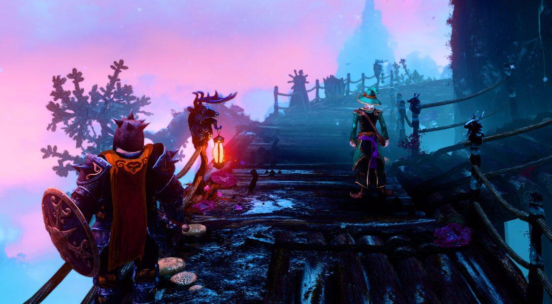 Trine 3: The Artifacts of Power ist unterwegs auf die PS4