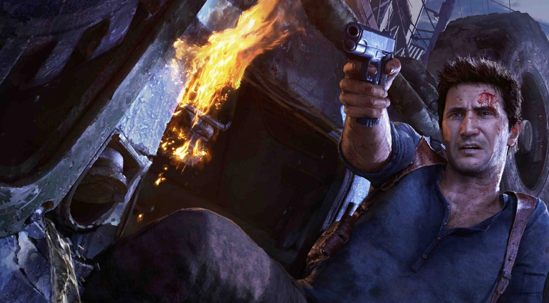 Neuer Uncharted 4-Cinematic Trailer bei The Game Awards 2015 enthüllt