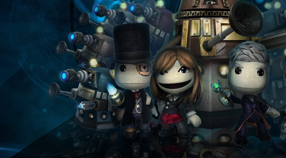Doctor Who landet diese Woche in LittleBigPlanet