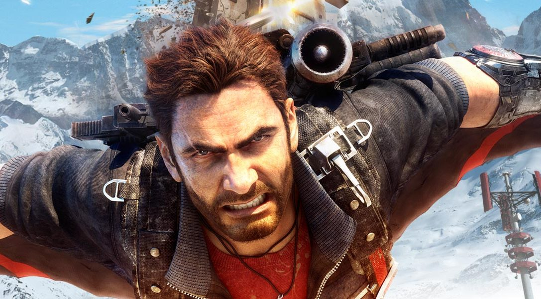 Stiftet ab heute Unruhe und Chaos in Just Cause 3 auf PS4