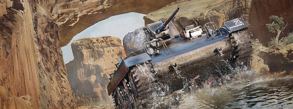 Heute startet das zweite Beta-Wochenende von World of Tanks