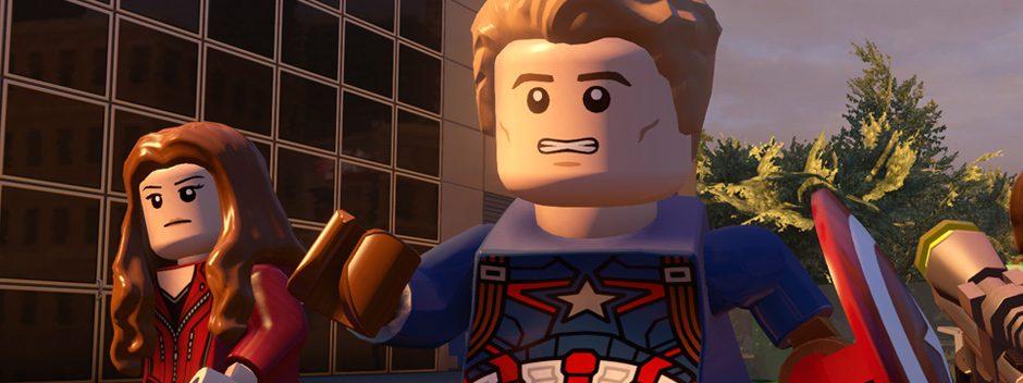 """LEGO Marvel's Avengers erhält kostenlose DLCs zu """"Captain America: Civil War""""- und """"Ant-Man"""""""