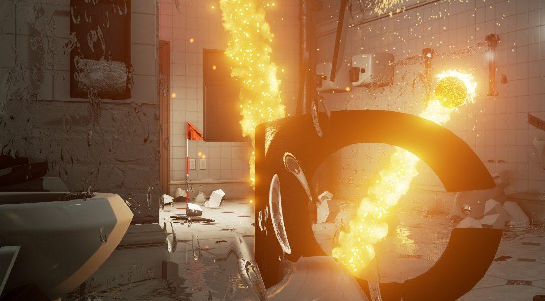 Die ehemaligen Entwickler von Burnout kündigen Dangerous Golf für PS4 an