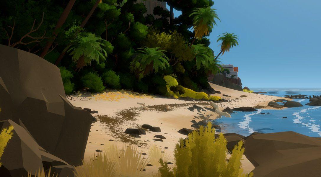 Das epische Puzzle-Adventure The Witness ist jetzt für PS4 erhältlich