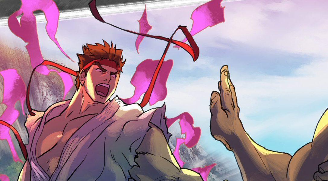 Story-Details und kostenlose Filmsequenz-Erweiterung für Street Fighter V enthüllt