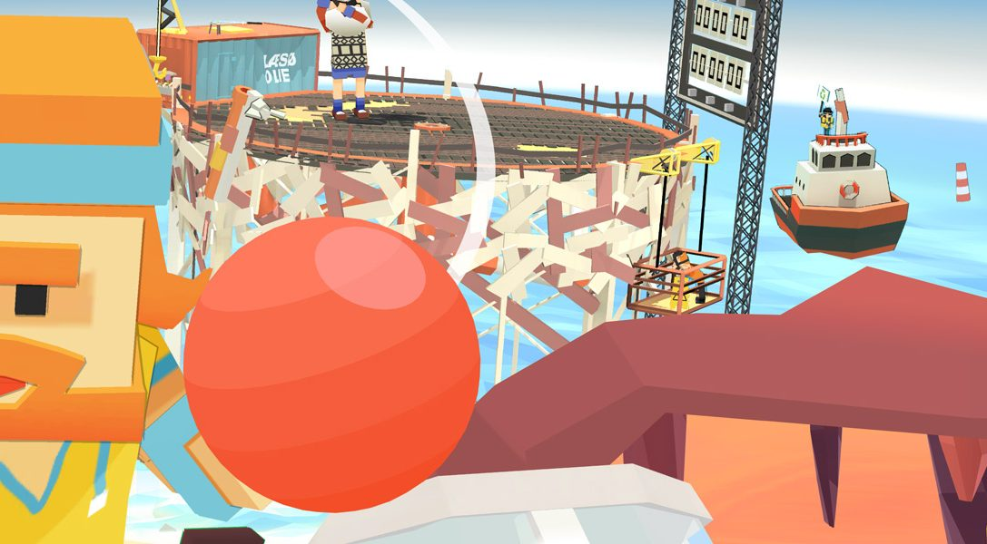 Stikbold! A Dodgeball Adventure für PS4 angekündigt