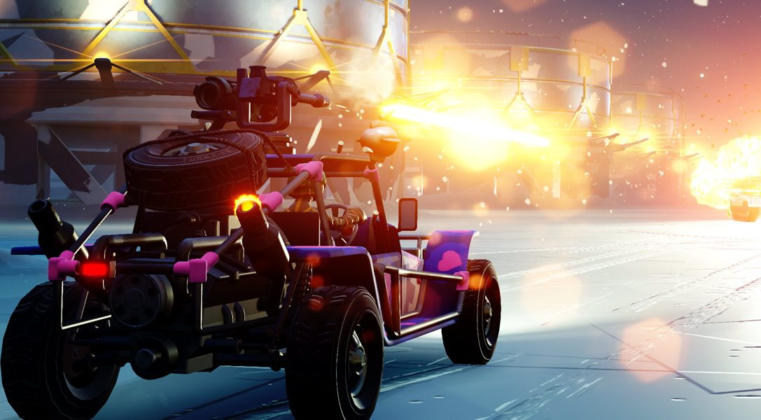 Neu im PlayStation Store: Amplitude, Hardware: Rivals, World of Tanks-Beta und mehr