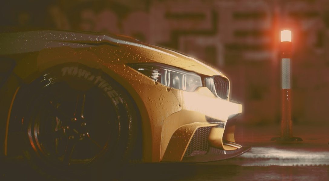 Need for Speed: Showcase-Update ab 3. Februar verfügbar