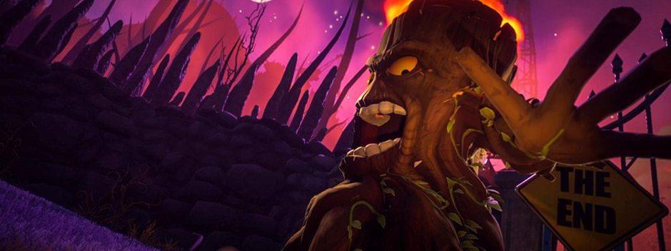 Seht euch die verrückten Karten von Plants vs. Zombies: Garden Warfare 2 in einem neuen Video an