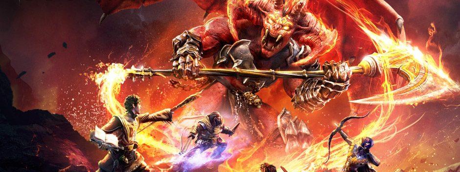 Sword Coast Legends bringt diesen Frühling D&D-Abenteuer auf PS4