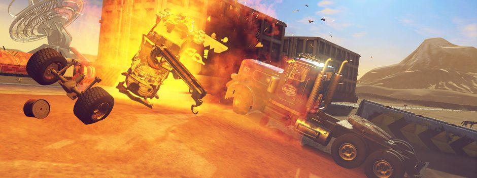 Carmageddon: Max Damage für PS4 angekündigt