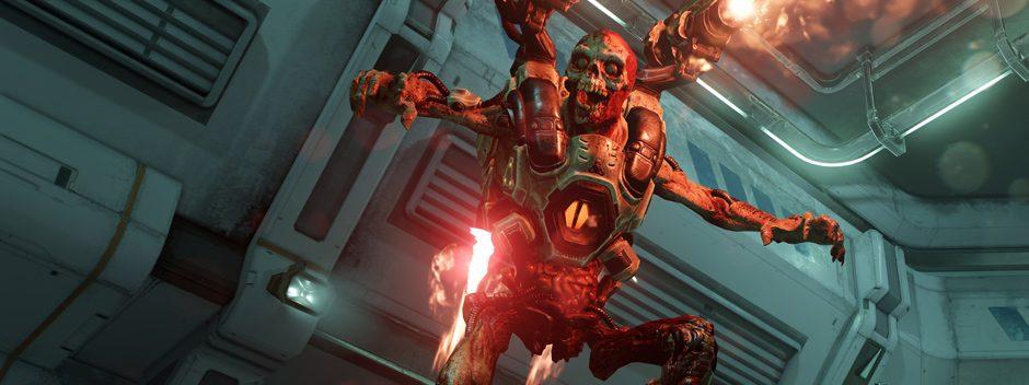 DOOM: Erscheinungsdatum angekündigt und neuer Gameplay-Trailer debütiert