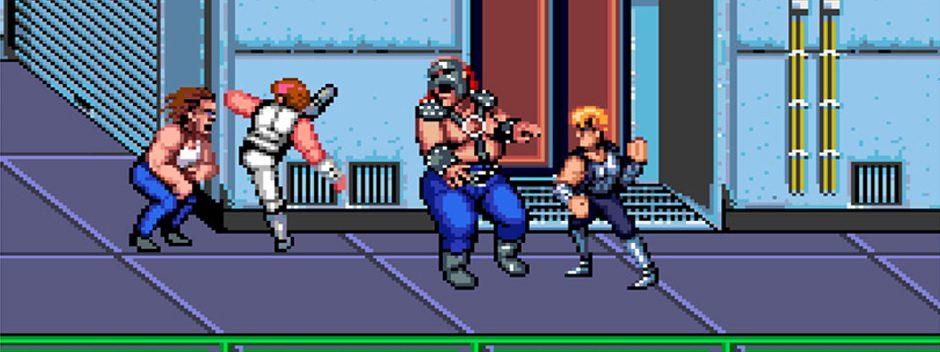 Beat 'em up-Klassiker Double Dragon II: The Revenge ab heute auf PS4