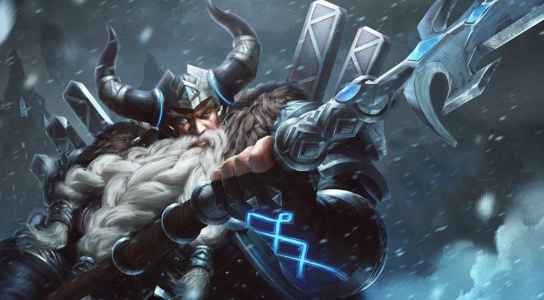 Das MOBA-Phänomen Smite: Battleground of the Gods erscheint bald für PS4