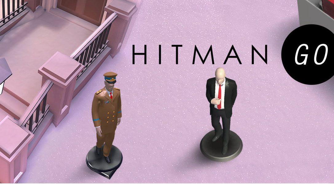 Hitman GO: Definitive Edition erscheint diesen Monat auf PS4 und PS Vita