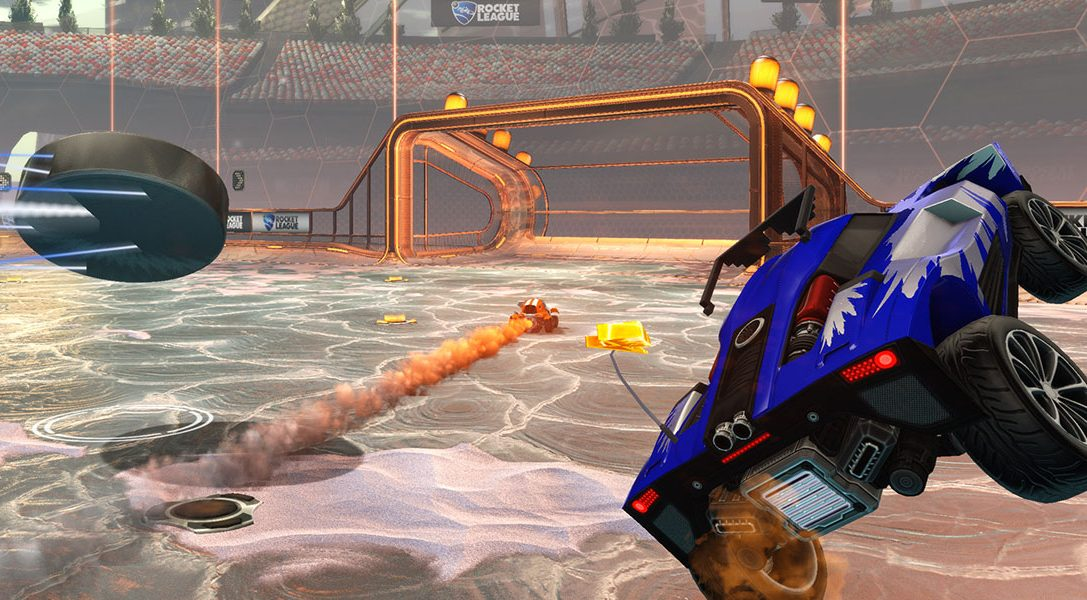 Die PlayStation Store Charts im Januar: Rocket League rast an die Spitze