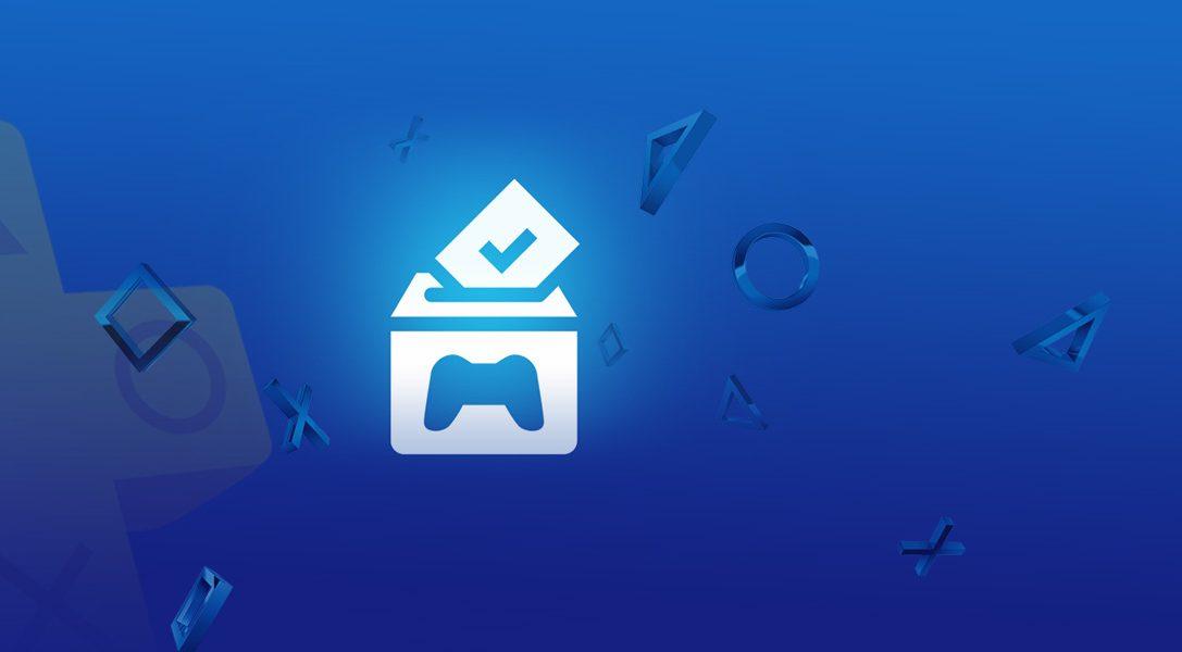 Vote to Play beginnt heute – für welches Spiel entscheidet ihr euch?