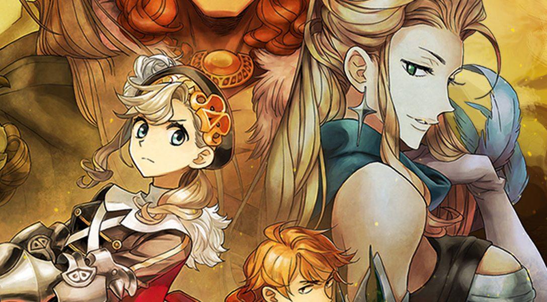 Taktisches RPG Grand Kingdom erscheint diesen Juni auf PS4 und PS Vita