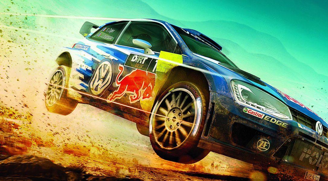 10 Dinge, die ihr vermutlich nicht über DiRT Rally wusstet; erscheint bald auf PS4