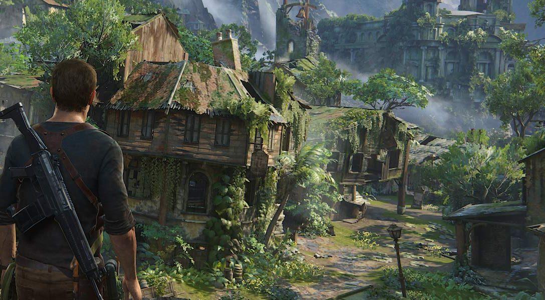 Seht euch den neuen Story-Trailer zu Uncharted 4: A Thief's End an