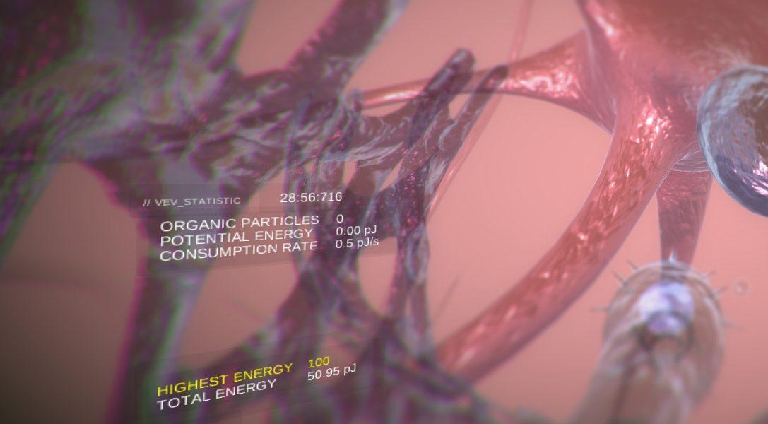 Mikroskopisch kleines Survival-Spiel VEV: Viva Ex Vivo für PS4 angekündigt