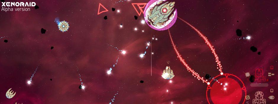Shoot 'em Up Xenoraid für PS4 & PS Vita enthüllt