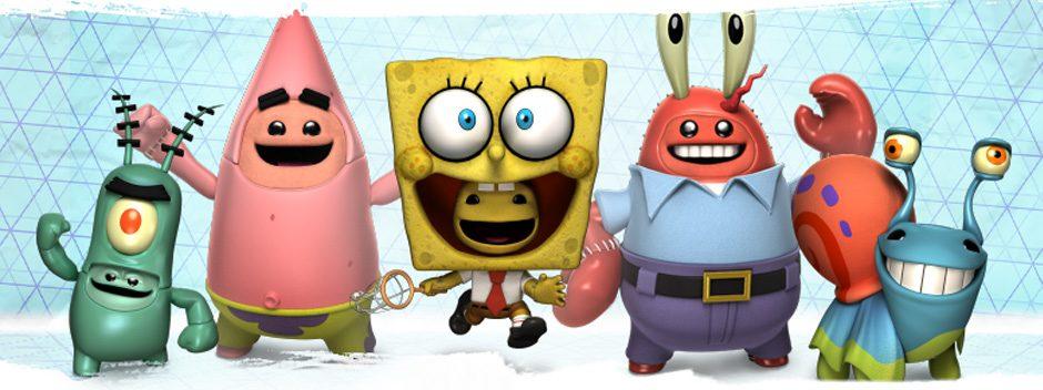 """LittleBigPlanet 3 freut sich diese Woche auf """"SpongeBob Schwammkopf""""-DLC"""