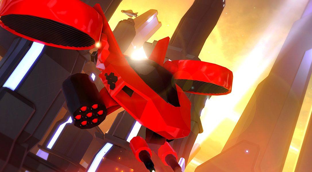 PlayStation VR: Impressionen aus der virtuellen Welt