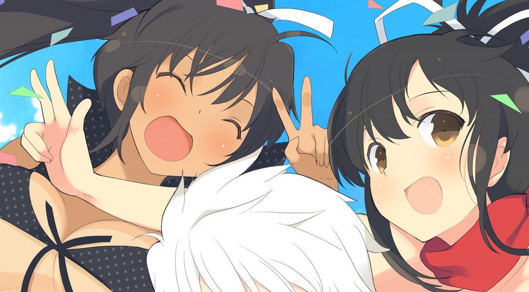 Senran Kagura Estival Versus erscheint heute für PS4 & PS Vita