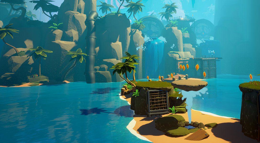 Action-Plattformer Skylar & Plux: Adventure on Clover Island erscheint für PS4