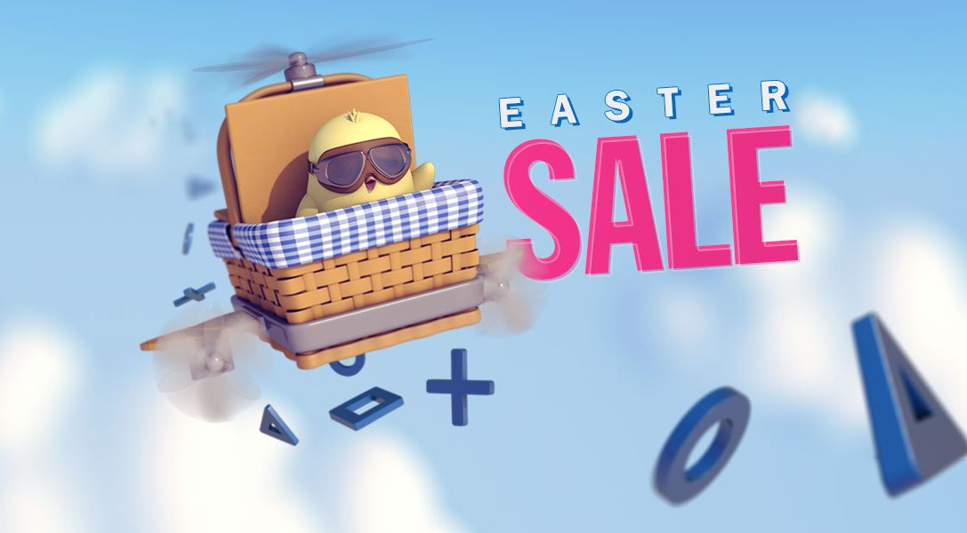 Heute starten die Osterangebote im PlayStation Store