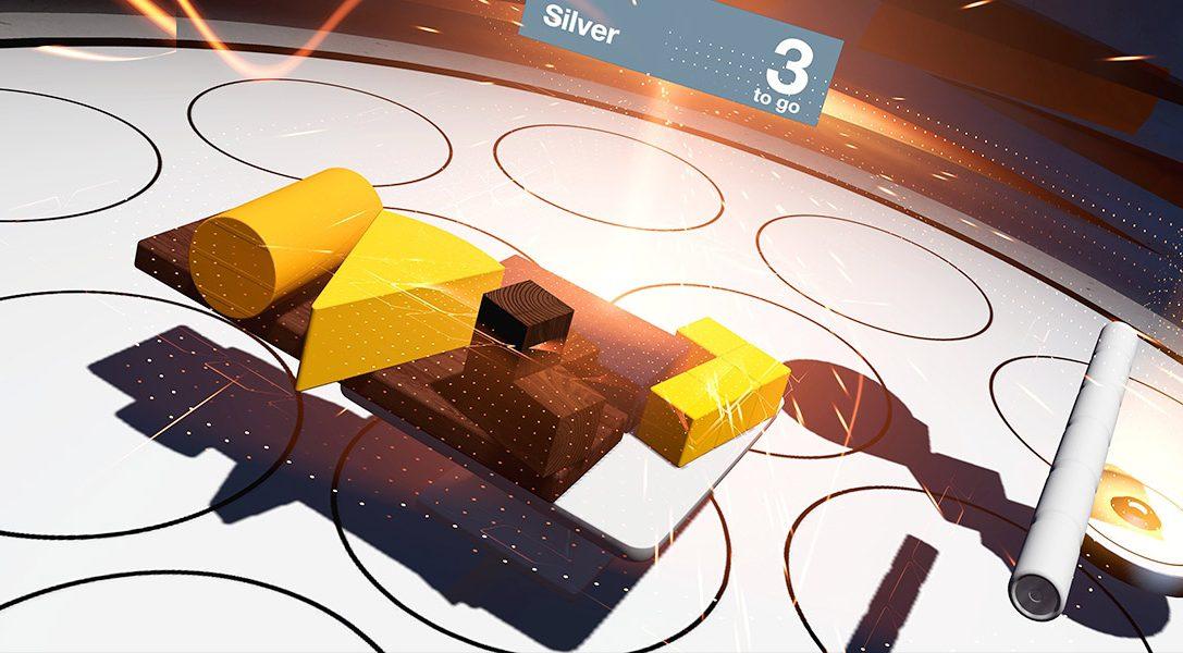 Tumble VR von Supermassive Games für PS4 angekündigt