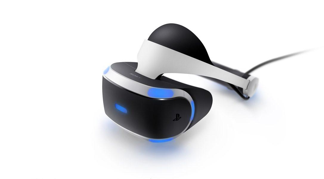 PlayStation VR: Preis und Veröffentlichungsdatum enthüllt