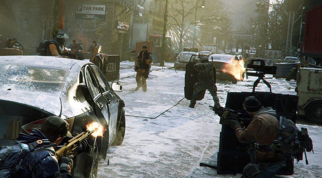 Run and gun – Tom Clancy's The Division angespielt
