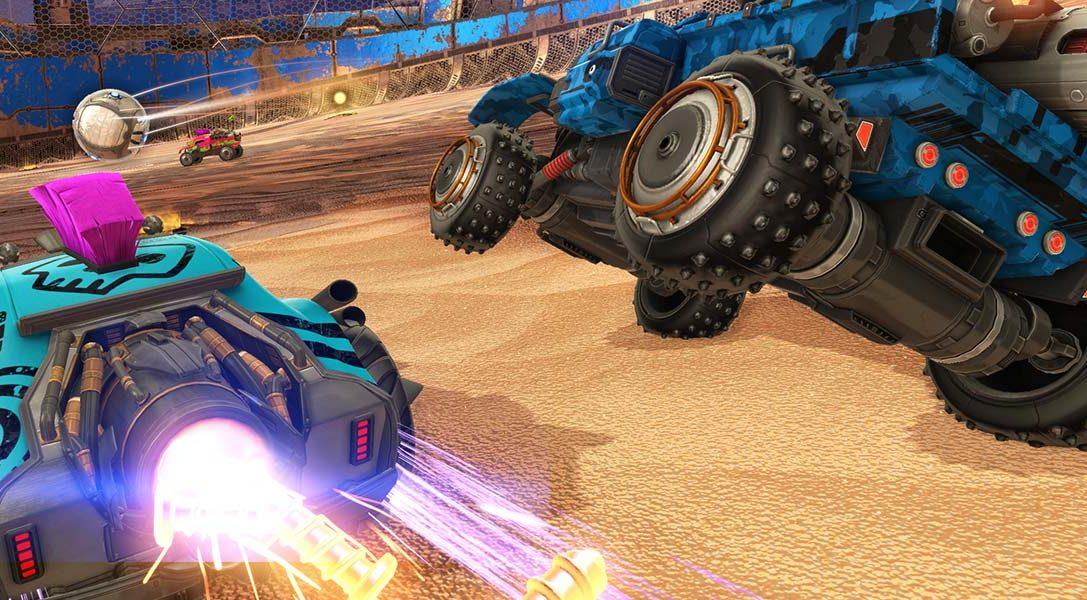 Spielt mit beim PlayStation Plus Rocket League Tournament!
