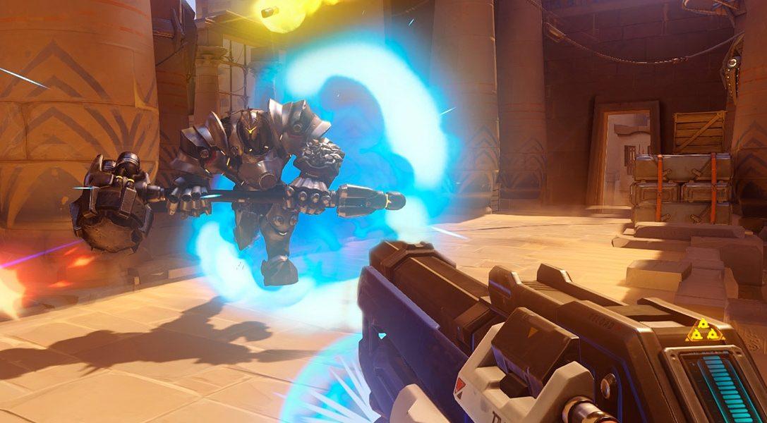 Multiplayer-Team-Shooter Overwatch erscheint am 24. Mai