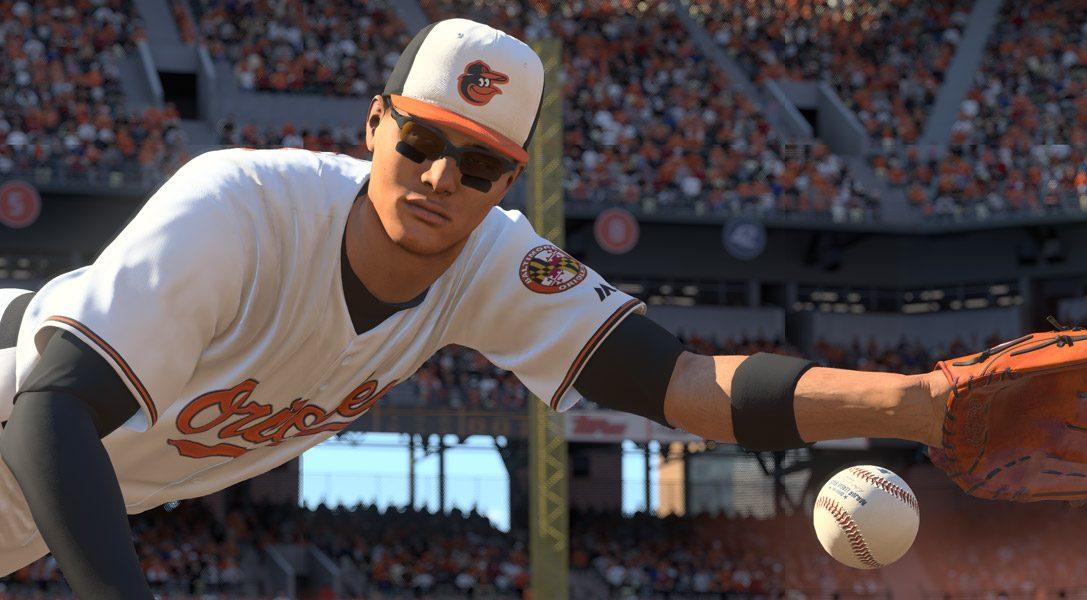 MLB The Show 16 erscheint diese Woche auf PS4 und PS3
