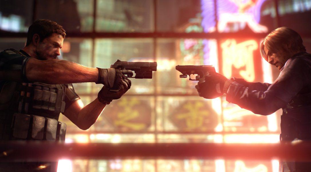 Neu im PlayStation Store: Resident Evil 6, MLB The Show 16 und mehr